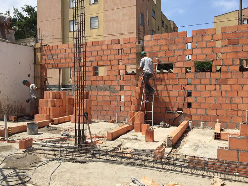 Construção de Salões